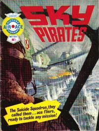 Cover Thumbnail for Air Ace Picture Library (IPC, 1960 series) #155