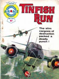 Cover Thumbnail for Air Ace Picture Library (IPC, 1960 series) #166