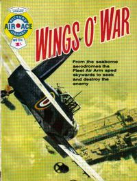 Cover Thumbnail for Air Ace Picture Library (IPC, 1960 series) #194