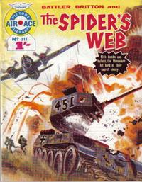 Cover Thumbnail for Air Ace Picture Library (IPC, 1960 series) #311