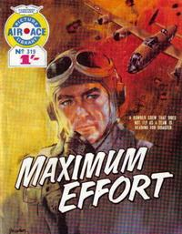 Cover Thumbnail for Air Ace Picture Library (IPC, 1960 series) #319
