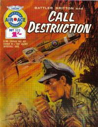 Cover Thumbnail for Air Ace Picture Library (IPC, 1960 series) #322