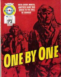 Cover Thumbnail for Air Ace Picture Library (IPC, 1960 series) #457