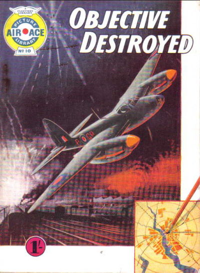 Cover for Air Ace Picture Library (IPC, 1960 series) #10
