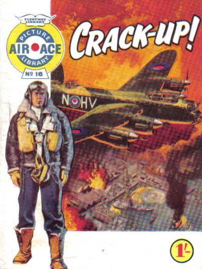 Cover for Air Ace Picture Library (IPC, 1960 series) #16