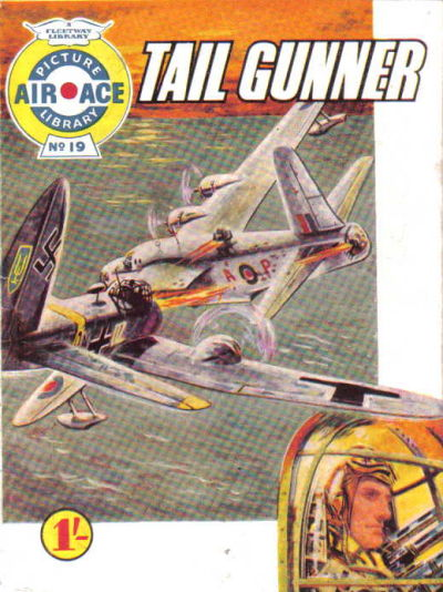 Cover for Air Ace Picture Library (IPC, 1960 series) #19