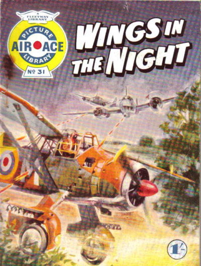 Cover for Air Ace Picture Library (IPC, 1960 series) #31