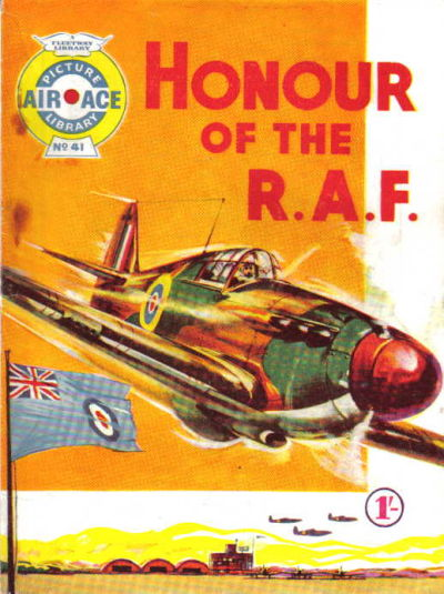 Cover for Air Ace Picture Library (IPC, 1960 series) #41