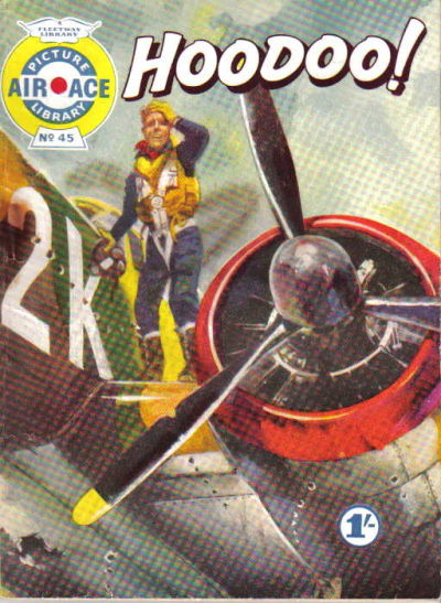 Cover for Air Ace Picture Library (IPC, 1960 series) #45