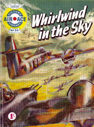 Cover for Air Ace Picture Library (1960 series) #55