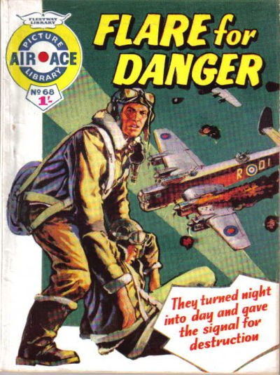 Cover for Air Ace Picture Library (IPC, 1960 series) #68