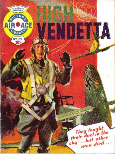 Cover for Air Ace Picture Library (IPC, 1960 series) #79