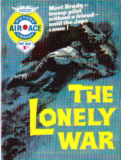 Cover for Air Ace Picture Library (IPC, 1960 series) #99
