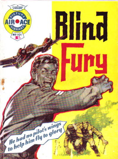 Cover for Air Ace Picture Library (IPC, 1960 series) #101