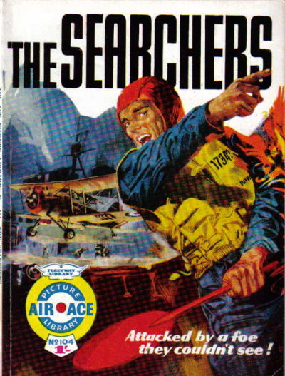 Cover for Air Ace Picture Library (IPC, 1960 series) #104