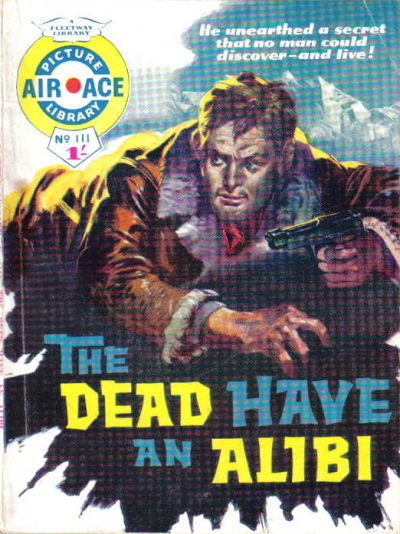 Cover for Air Ace Picture Library (IPC, 1960 series) #111
