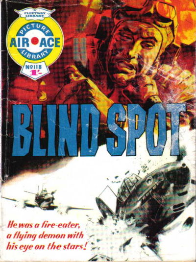 Cover for Air Ace Picture Library (IPC, 1960 series) #118