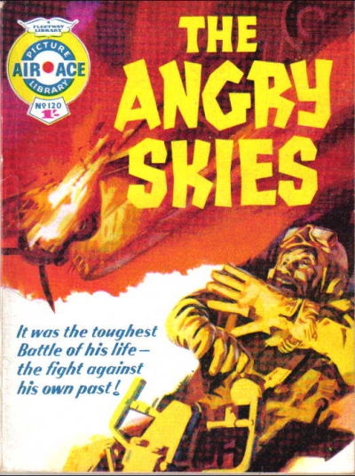 Cover for Air Ace Picture Library (IPC, 1960 series) #120