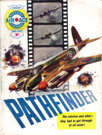 Cover for Air Ace Picture Library (IPC, 1960 series) #148