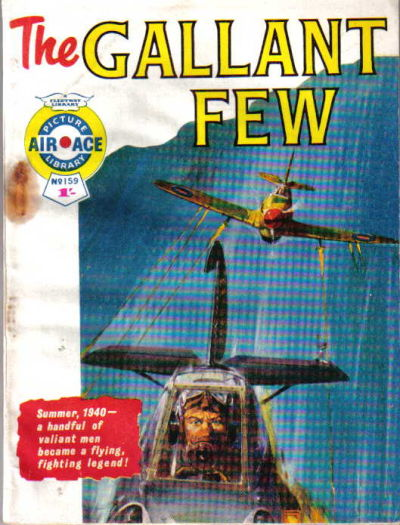 Cover for Air Ace Picture Library (IPC, 1960 series) #159