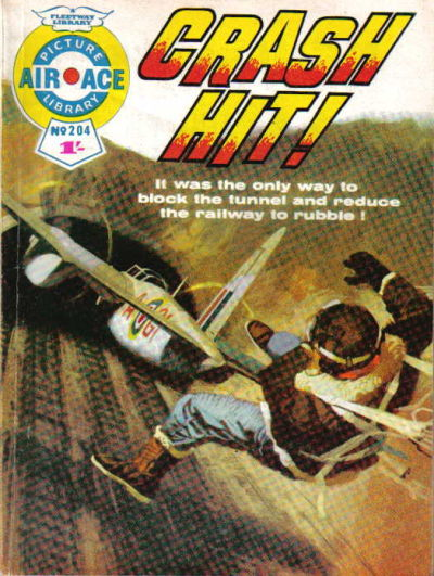 Cover for Air Ace Picture Library (1960 series) #204
