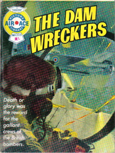 Cover for Air Ace Picture Library (IPC, 1960 series) #205
