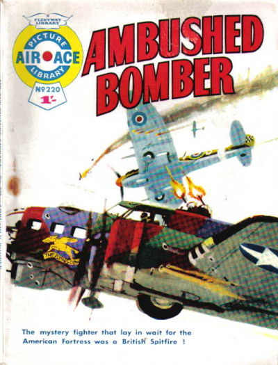 Cover for Air Ace Picture Library (1960 series) #220