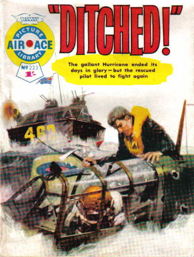 Cover for Air Ace Picture Library (IPC, 1960 series) #223