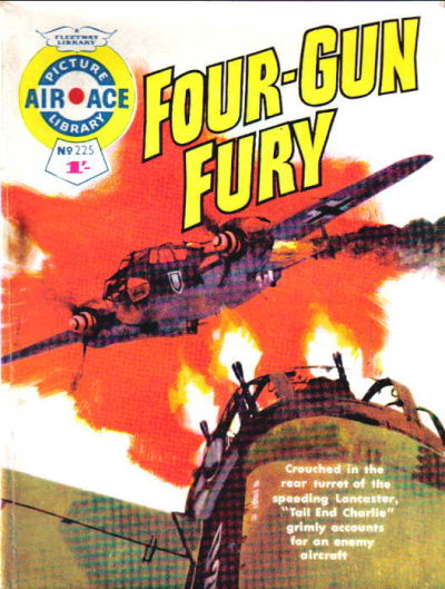 Cover for Air Ace Picture Library (1960 series) #225