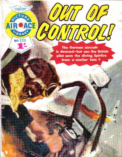 Cover for Air Ace Picture Library (IPC, 1960 series) #229