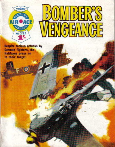 Cover for Air Ace Picture Library (IPC, 1960 series) #235