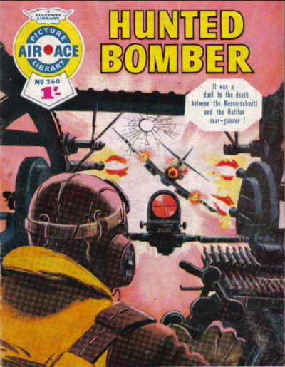 Cover for Air Ace Picture Library (IPC, 1960 series) #260