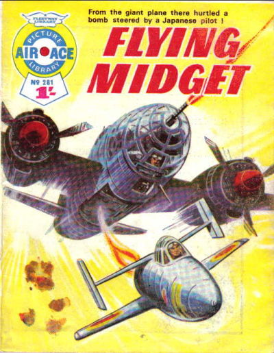 Cover for Air Ace Picture Library (IPC, 1960 series) #281