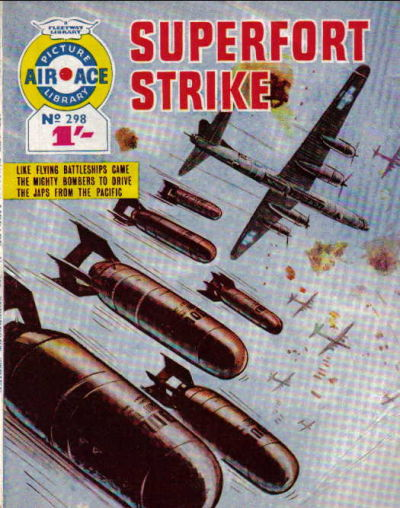 Cover for Air Ace Picture Library (IPC, 1960 series) #298