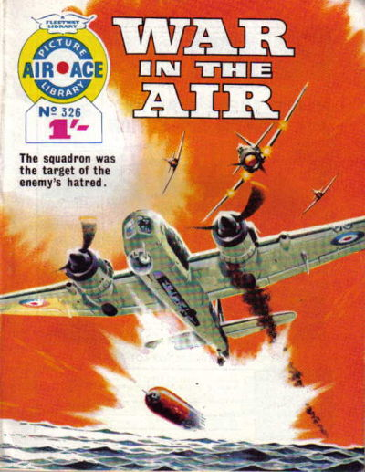 Cover for Air Ace Picture Library (IPC, 1960 series) #326