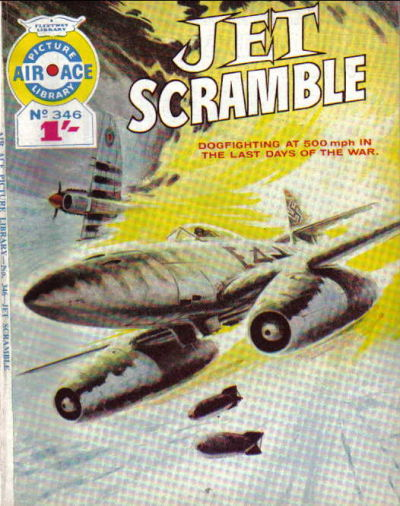 Cover for Air Ace Picture Library (IPC, 1960 series) #346