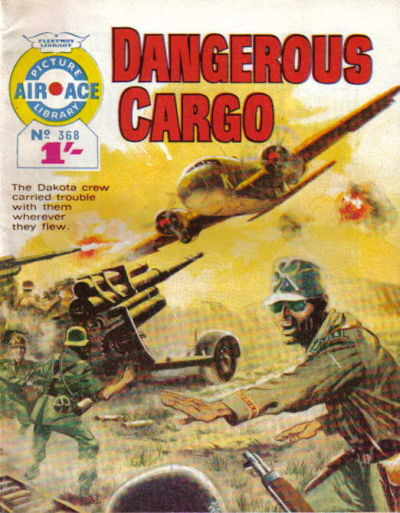 Cover for Air Ace Picture Library (IPC, 1960 series) #368