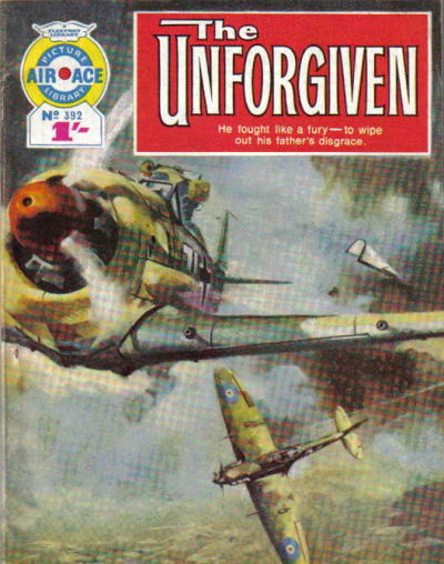 Cover for Air Ace Picture Library (IPC, 1960 series) #392