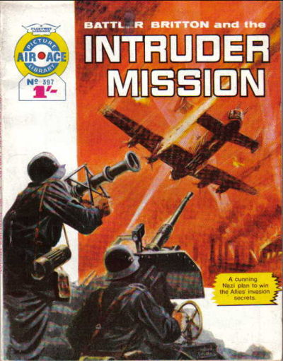 Cover for Air Ace Picture Library (IPC, 1960 series) #397