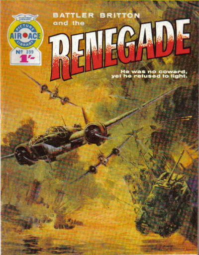 Cover for Air Ace Picture Library (IPC, 1960 series) #399