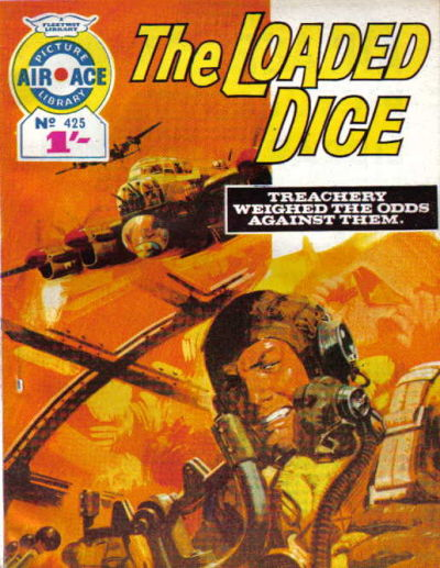 Cover for Air Ace Picture Library (IPC, 1960 series) #425