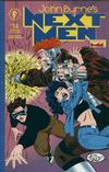 Cover for John Byrne's Next Men (Dark Horse, 1992 series) #13