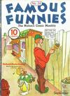 Cover for Famous Funnies (Eastern Color, 1934 series) #26