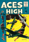 Cover for Aces High (EC, 1955 series) #5