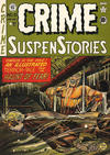 Cover for Crime SuspenStories (EC, 1950 series) #5