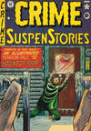 Cover for Crime SuspenStories (EC, 1950 series) #8