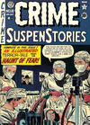 Cover for Crime SuspenStories (EC, 1950 series) #10