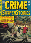 Cover for Crime SuspenStories (EC, 1950 series) #12