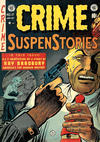 Cover for Crime SuspenStories (EC, 1950 series) #17
