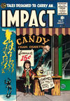 Cover for Impact (EC, 1955 series) #3